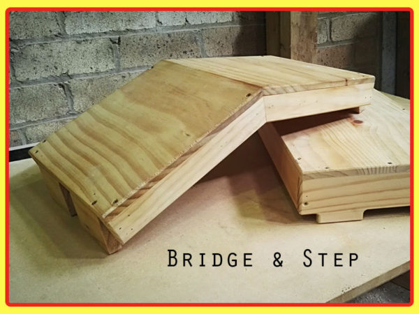 Bridge & Step